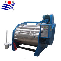 big capacity modern industrial laundry equipment for sale used in garment factories