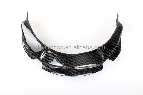 Motorcycle parts carbon fiber undertail section cover for Suzuki B-King