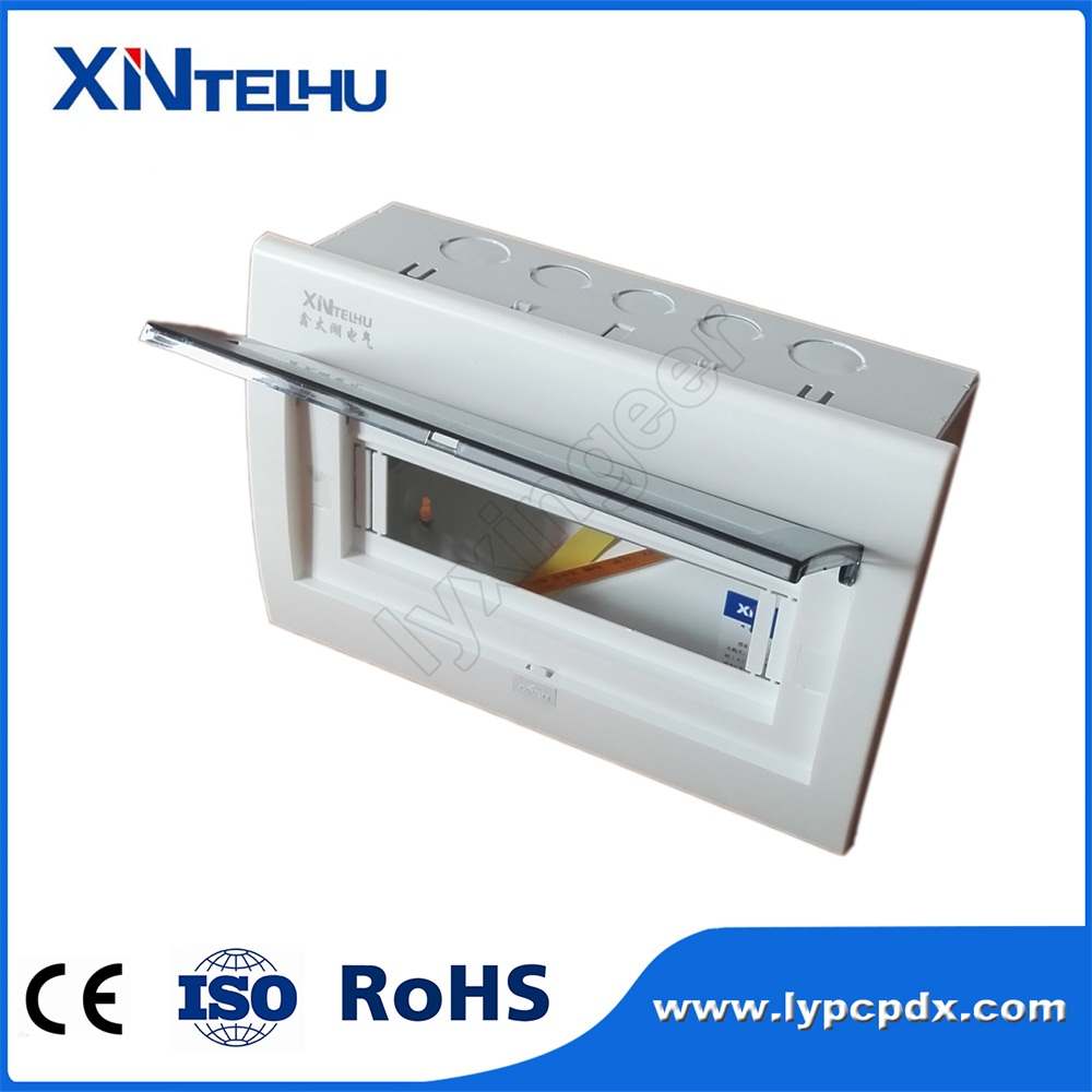 4 6 Way High Quality IP40 Outdoor Electrical Mcb Distribution Box