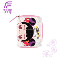 Hot Sale Coin Purse/Fashion Wholesale Cute Cartoon Printing Woman Wallet/Festival gift