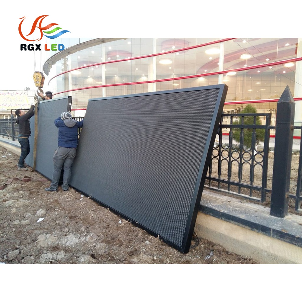 Waterproof Indoor Outdoor Led Video Wall Panels For Church Training And Advertising Outdoor Led Large Screen Display