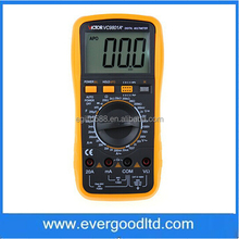 VICTOR 9801A+ 3 1/2 LCD Display Digital Multimeter Electrical Meter AC/DC Voltmeter Ohmmeter Handhold Tester