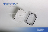 plastic electronic enclosures/plastic enclosure for power supply