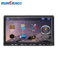 Made in China TFT Touch screen Car DVD Player with MP3 MP4 DVB-T