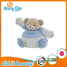 Good Quality New Design Big Belly Stuffed Bear Plush toy for Baby