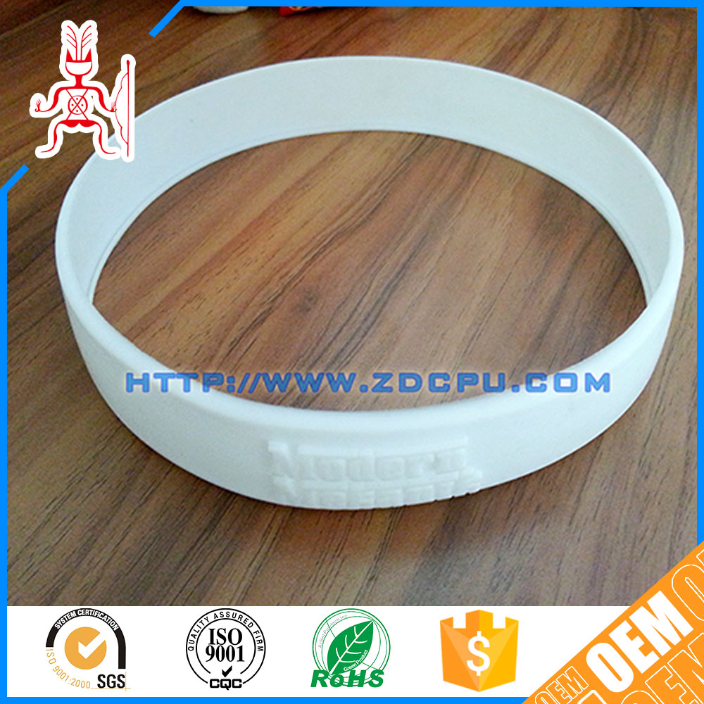 Best price cheap oilproof white rubber o ring