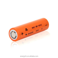 Hot sale factory price MNKE18650 1500mah 3.7v Li-Mn rechargeable battery cell in stock