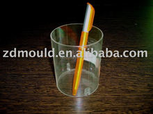 acrylic pencil container