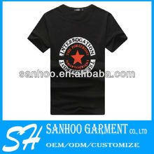 2013 New Design Custom Men T Shirt With Low Price