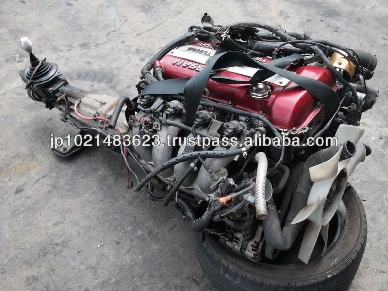 Nissan used cars for sale in japan engine motor S13 S14 S15 Silvia 200sx SR20DET