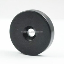 ferrite ring magnet for mechanical engineering magents