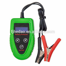 Upgrading Vehicle diagnostic tool digital car battery tester