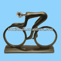 Bicycle Figurine Wholesale Home Decoration Items