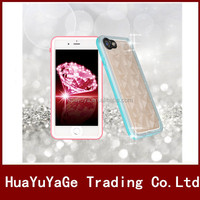 Original Redpepper Diamond Bling Back Cover shockproof waterproof case with Fingerprint Cover for iPhone 7 iPhone7 7 Plus 7Plus
