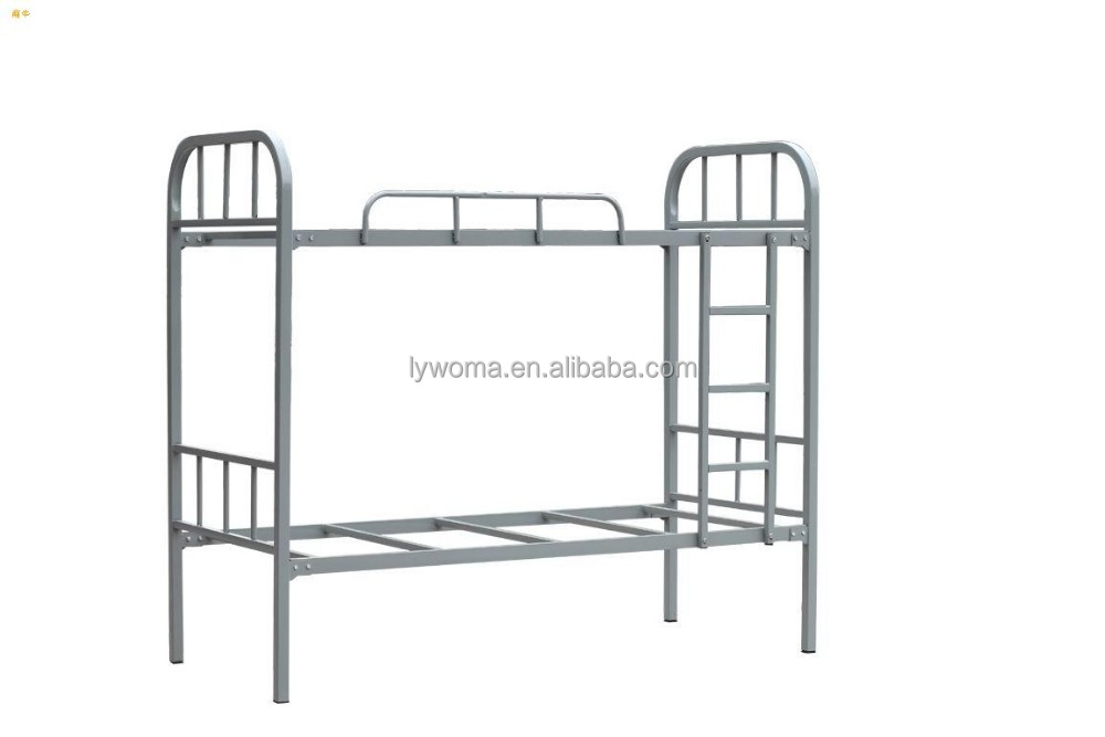 Queen Size Bunk Bed For Adult,Wrought Iron Bunk Bed,Metal Double Bed ...