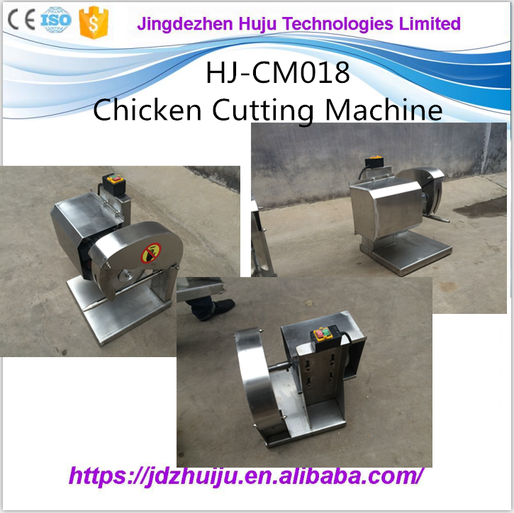 chicken cutting machine& stainless steel slaughter machine