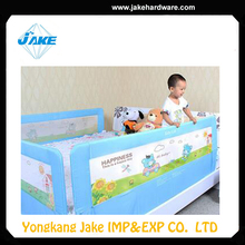 Wholesale childproofing bed guard rail collapsible bed rail