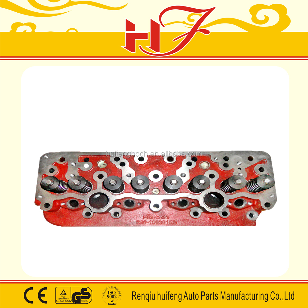 Tianjin Tractor Parts : Mtz belarus tractor spare parts cylinder head assembly