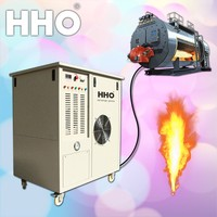 portable flame generator oxy hydrogen for gas generator