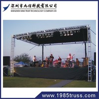 portable truss exhibition booths design and construction,exhibition truss,lighting truss with high quality