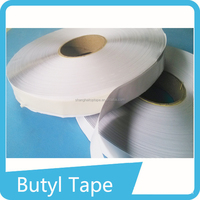 Multi-purpose solvent resistant waterproof butyl rubber tape