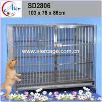 good price dog kennel folded breeding cage dog product