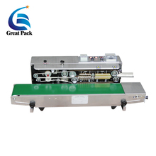 Factory price plastic bag small sealing machine