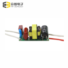 8-18w 240ma non-isolated plug led driver T5 T8 T10 led driver in tube plug with 3 years warranty