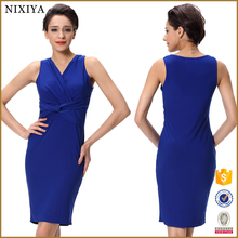 Gathered front sexy latex bodycon rayon dresses philippines