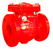 fire fighting UL 300PSI FF end A126 IBBM swing FM check valve