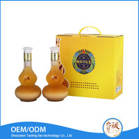 High quality and safe process improvement chinese liquor health functional food rice wine