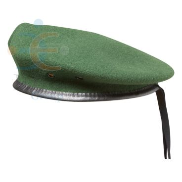 Green Beret 100% wool military beret cap, High Quality Military Beret Cap, Military Hats