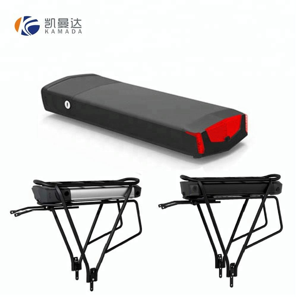 18650 rechargeable lithium ion <strong>battery</strong> 36v 13Ah reention brilliance rack type <strong>battery</strong> with charger for ebike