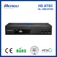 high quanlity digital tv converter set top box convertidor 1080P ATSC