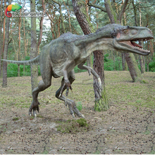The most populor high quality life size dinosaur statue