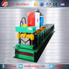 color coated metal sheet roof tile ridge cap tile cold roll forming machine colored steel profile galvanized cap