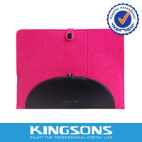 cute leather tablet case for 11.6 inch