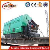 Industry wood chip biomass fired boiler for sale