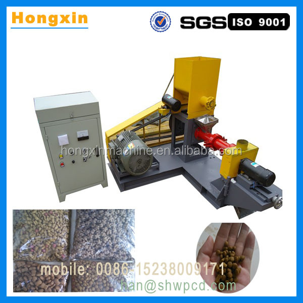 new automatic floating fish food pellet fodder machine pets food pellet making machine