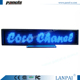 SMD high brightness 220 V 12 hours long battery lift led display sign for bus