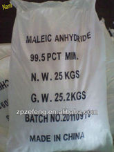 Supplier Maleic anhydride Un No.:2215