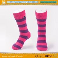 wholesale hand knitted heated socks; spring socks; closeout deals