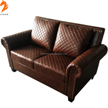 Modern booth sofa chair for restaurant
