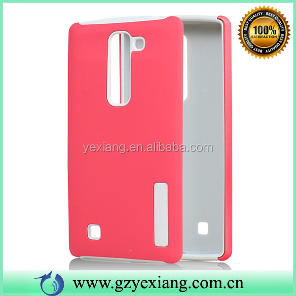 Newest TPU PC Cell Phone Case Cover For LG G4 Mini Back Cover