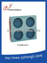 Refrigeration Tube Air Cooled Condenser Condensing Unit