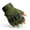 Custom Half Finger Accessories Combat Army