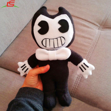 Wholesale Handmade Bendy and the ink machine plush soft toy