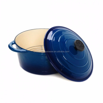 Home usage Kitchenware Enamel Iron Cast Stewpot Cast Iron casseroles Cast Iron Cooking Pot Stewpot