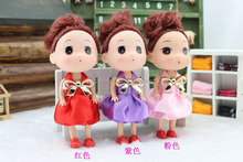 Ddung doll,new plastic mini dolls