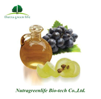 Supply 100% Bulk Organic Grape Seed Oil with Best Price